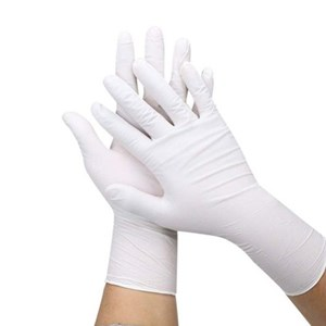 Nitrile Examination Gloves Extra Large (White) [Pk200] **Special Non-returnable**