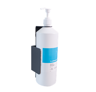 Trucleanse Wall Mounted 1Ltr Sanitiser Dispenser DISP-W-TC2-5L **SPECIAL NON-RETURNABLE**