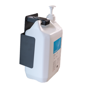 Trucleanse Wall Mounted 5Ltr Sanitiser Dispenser DISP-W-TC2-5L **SPECIAL NON-RETURNABLE**