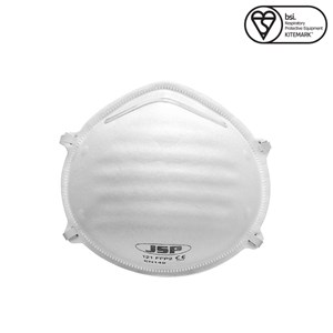Disposable Moulded Mask FFP2 121  BEJ120-001-B00 [Pk20] **SPECIAL NON-RETURNABLE**